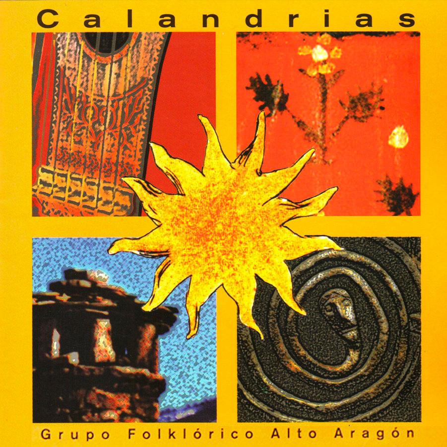 Tercer Disco Grupo Folklórico Alto Aragón