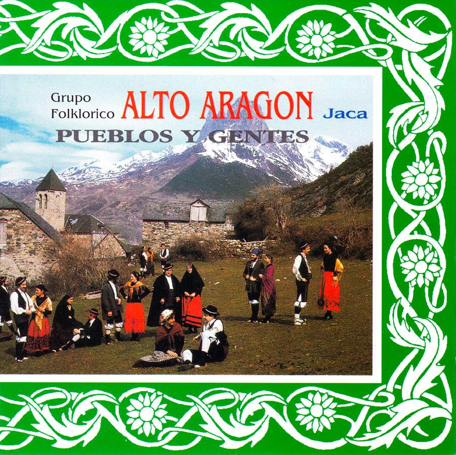 Segundo Disco Grupo Folklórico Alto Aragón