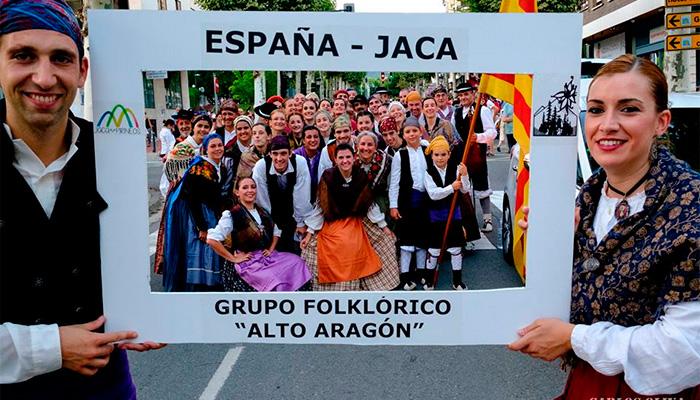 Festival Folklorico de los Pirineos