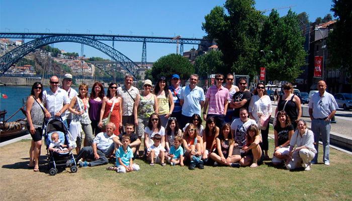 Grupo Folklórico Alto Aragón en Portugal