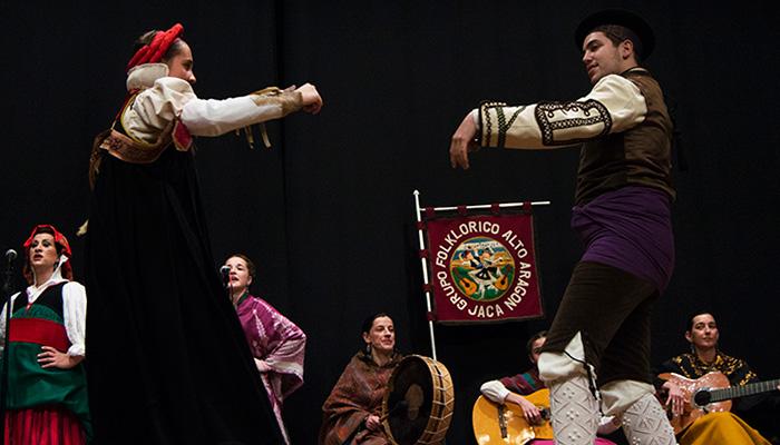 Indumentaria tradicional aragonesa