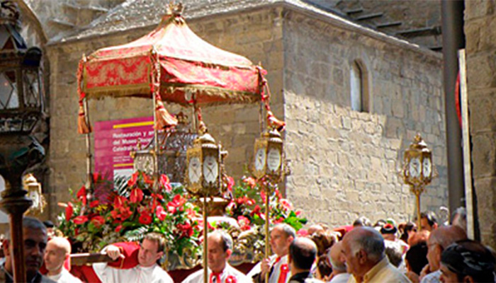 Historia de Santa Orosia
