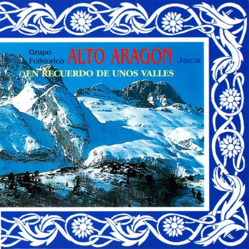 Primer Disco Grupo Folklórico Alto Aragón